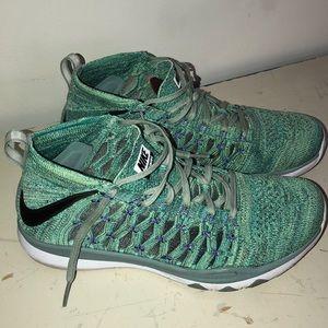 Nike training running shoes